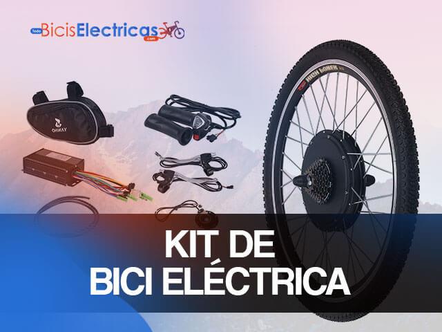 Mejores kit para bicicletas eléctricas de 2020 • TOP 5 de 2020